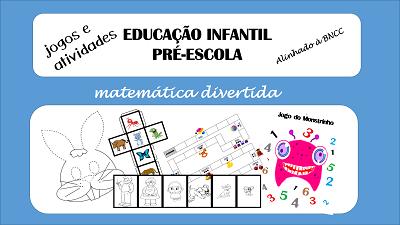 Matemática na Pré-escola